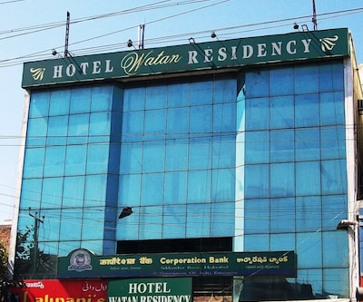 Hotel Waten Residency,Hyderabad